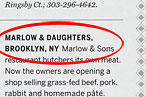 Marlow & Daughters [sic] Is a Total Trendsetter