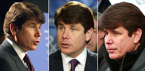 Top Hairdressers Baffled by Rod Blagojevich's Mane