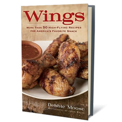 Wing Lovers: Name the City's Best and Get This Book