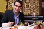 Brian d'Arcy James of Shrek the Musical Doesn't Eat Like an Ogre