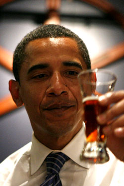 Feds Harsh Sixpoint's 'Hop Obama' Beer Buzz