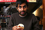 Aziz Ansari Misses Shake Shack So