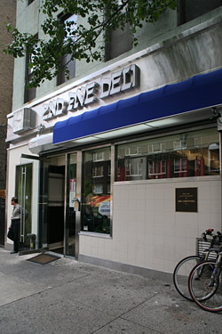 2nd Avenue Deli at 75th Street