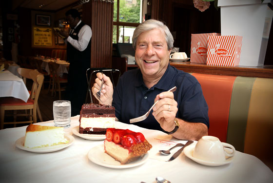 And Now, Marty Markowitz Eating