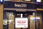 Five Guys Grows in Brooklyn