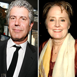 Bourdain Tempers Criticism of Alice Waters, Feedbag Piles It On
