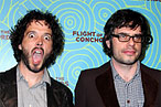 Moby and Jemaine Clement Walk Into a Health-food Café…