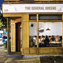 General Greene Opens In-House Grocery