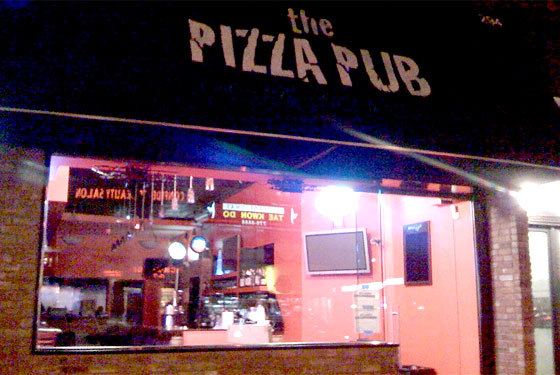 Gramercy's Pizza Pub Promises Pizza and a Pint for $5