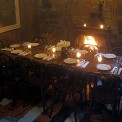 Vinegar Hill House Opens Private Dining Room