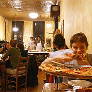 Pizzeria Blames Audit on Zagat Ranking