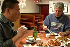 Anthony Bourdain Plays It Safe at Hop Kee, Shuns 'Phantom Menu'