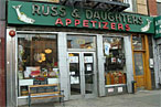 LES Tips From Russ and Daughters' Owner