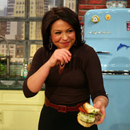 Rachael Ray Fears Cake and Lobster