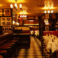 Fully Booked Minetta Tavern Makes a Funny