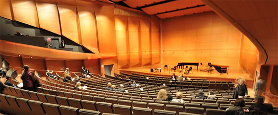 Refurbished Alice Tully Hall Easy On The Ears Vulture