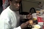 Diddy Struggles With the Eternal Question: Popeyes or KFC?