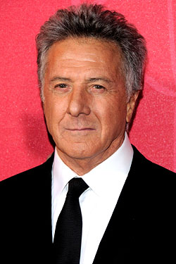 Is Dustin Hoffman Taking Tips From the 12-Year-Old Critic?