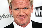 Gordon Ramsay Spotted on American Idol