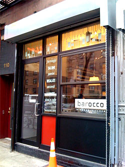 Danny Emerman Reopens Chelsea's Barocco As Wine Bar