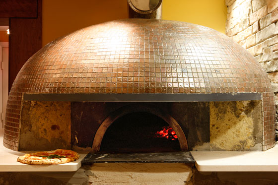 Kesté's West Village oven: Soon to have a twin?