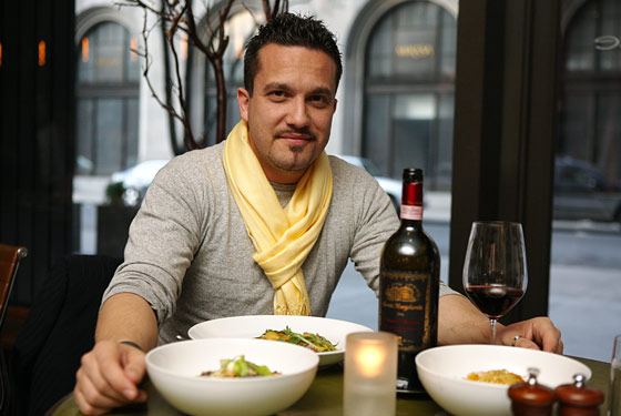 Top Chef's Fabio Viviani Eats New York
