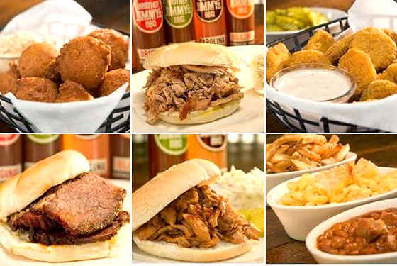 Brother Jimmy's Unveils Yankee Stadium Menu (Fried Pickles? Oh Yes!)