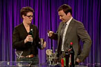 Rachel Maddow Stirs Jimmy Fallon