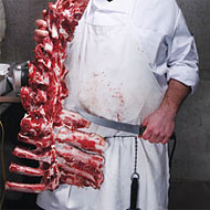 Is Your Butcher a Vegetarian?