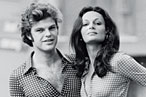 Prince Egon and Diane Von Furstenberg<br> contemplate their next dinner party.