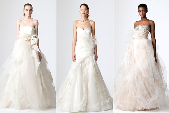 Vera Wang's Wedding Dresses Now 50 Percent Cheaper -- The Cut