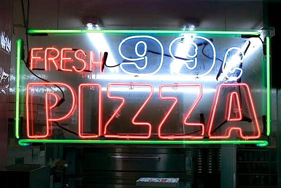 $1 Slice Showdown: 2 Bros. Said to Be Facing Off Against 99 Cent Fresh Pizza