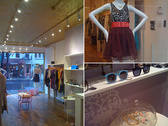 Helianthus Boutique Expands Into Soho