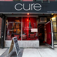 First Look at Cure, Bringing Aged Meats to the Young East Village