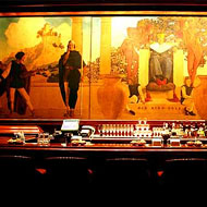 The King Cole Bar at the St. Regis.