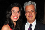 Sandra and Eric Ripert