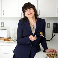 Ruth Reichl Doesn&#8217;t Hold Grudges