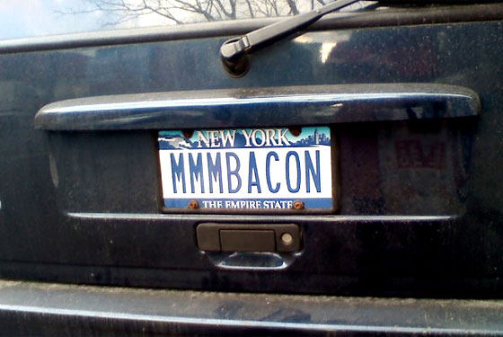 Best License Plate Ever