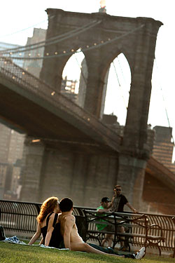 Brooklyn Flea: Under the Bridge