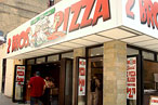 The 75-Cent Pizzas Are Back to a Buck