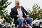 Toby Young, the $1,093 Man, Gets Into Bike Bang-up