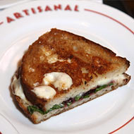 Some Dude's Grilled Cheese Sandwich Added to Artisanal's Menu