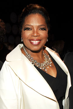 oprah winfrey role model essay