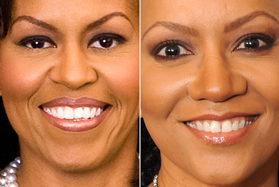 Michelle Obama's Makeup Artist Shares the First Lady's ...