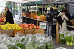 Greenmarket Returns to Union Square's North Side