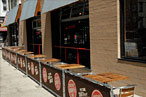 Brother Jimmy's and Patois Add Sidewalk Seats