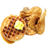 Today in Fried Chicken (and Waffles!): Café Shane, Lee Brothers, and Hog Pit's Brunch