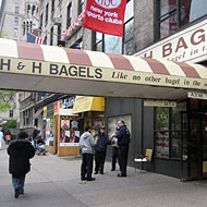 H&H Bagels' UWS Location Is Toast