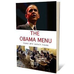 Obama's Endlessly Fascinating Diet Now Captured in Book Form