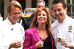 Where Are They Now? Top Chefs Carla, Fabio, and Jeff Dish Ice Cream